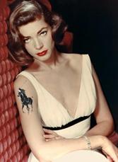 Ralph Lauren Bacall